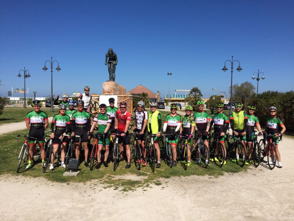 Trainingscamp Cesenatico