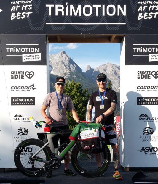 Triathlon – Trimotion 111 in Saalfelden
