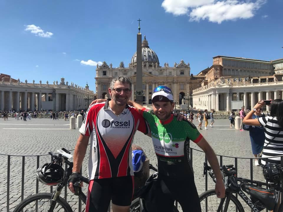 Alle Wege führen nach Rom – fast alle :-)